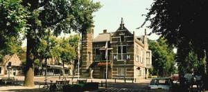 Algemene informatie Oisterwijk, het oude gemeentehuis