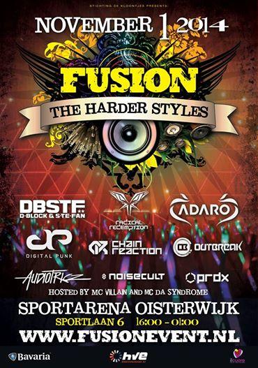 Foto van Fusion 2014, festival in Oisterwijk