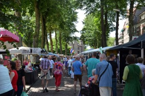 Jaarmarkt Oisterwijk, lekker druk