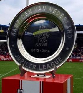 Willem II kampioen